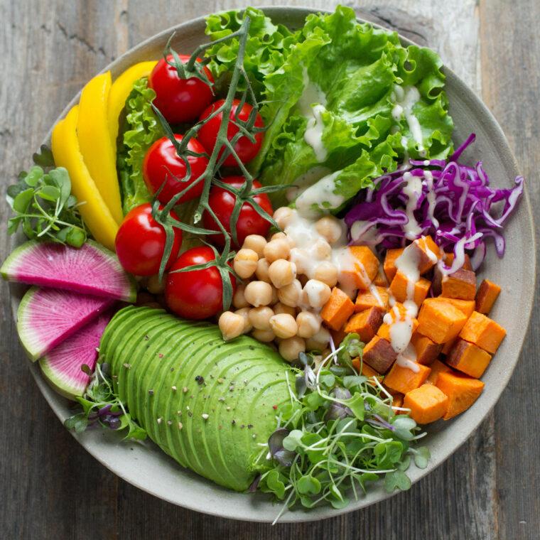 Növényi alapú étrend